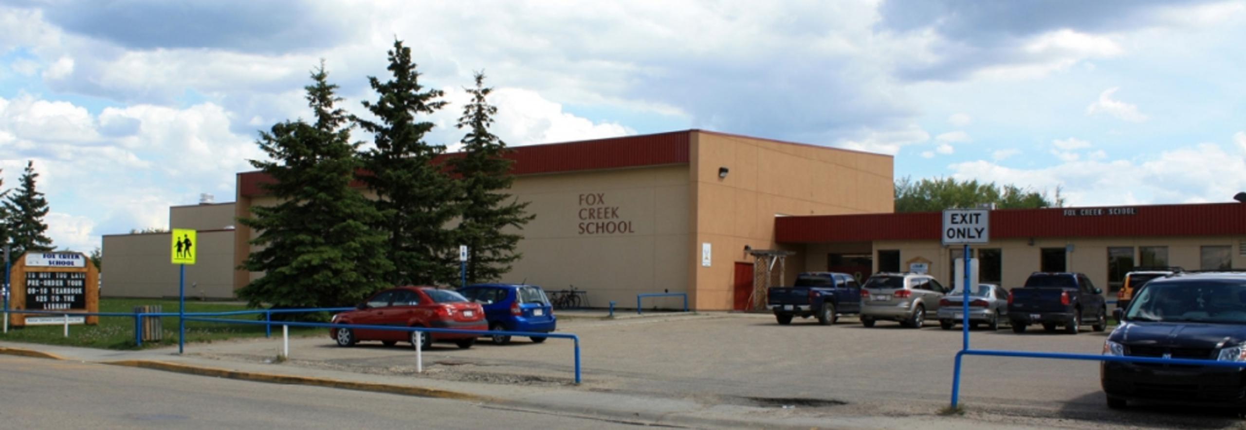 Fox Creek School Banner Photo