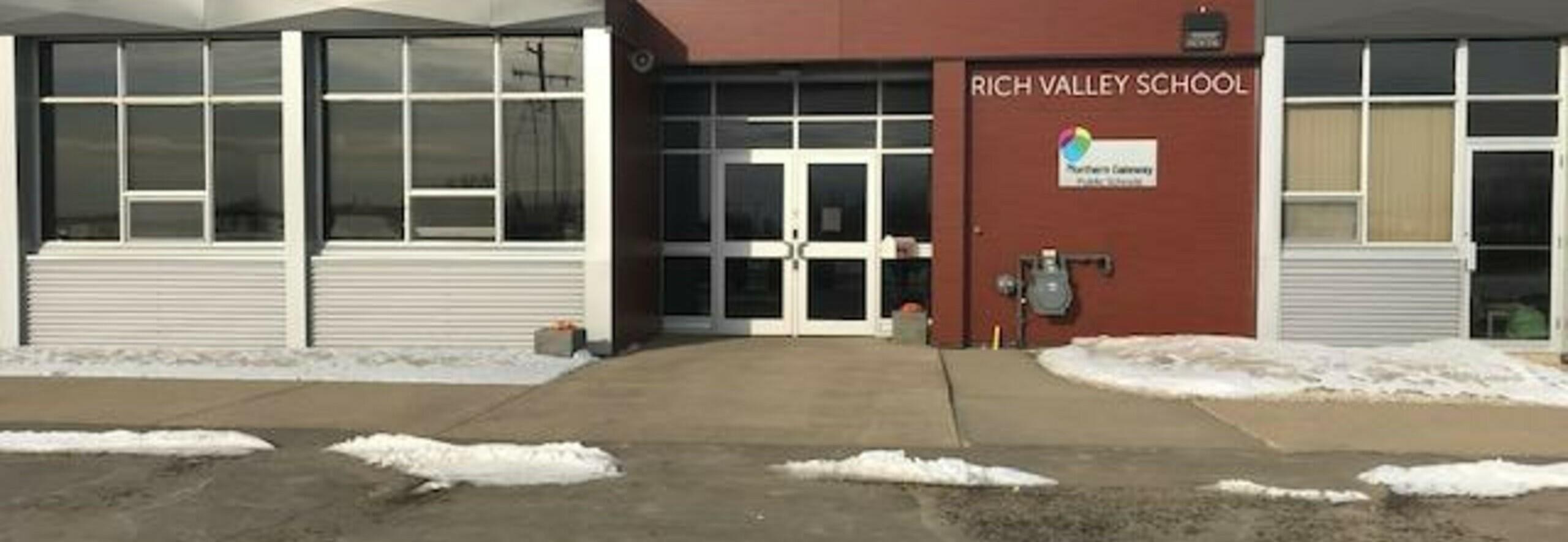 Rich Valley School Banner Photo