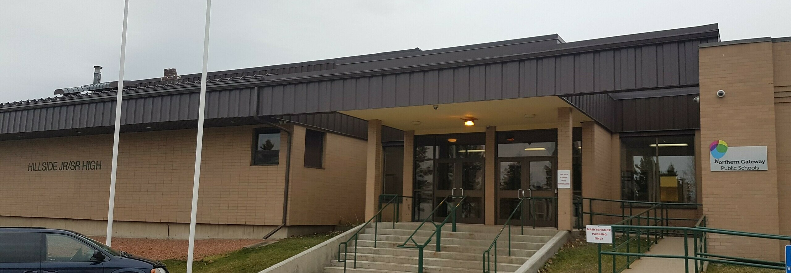 Hillside Jr/Sr High School Banner Photo