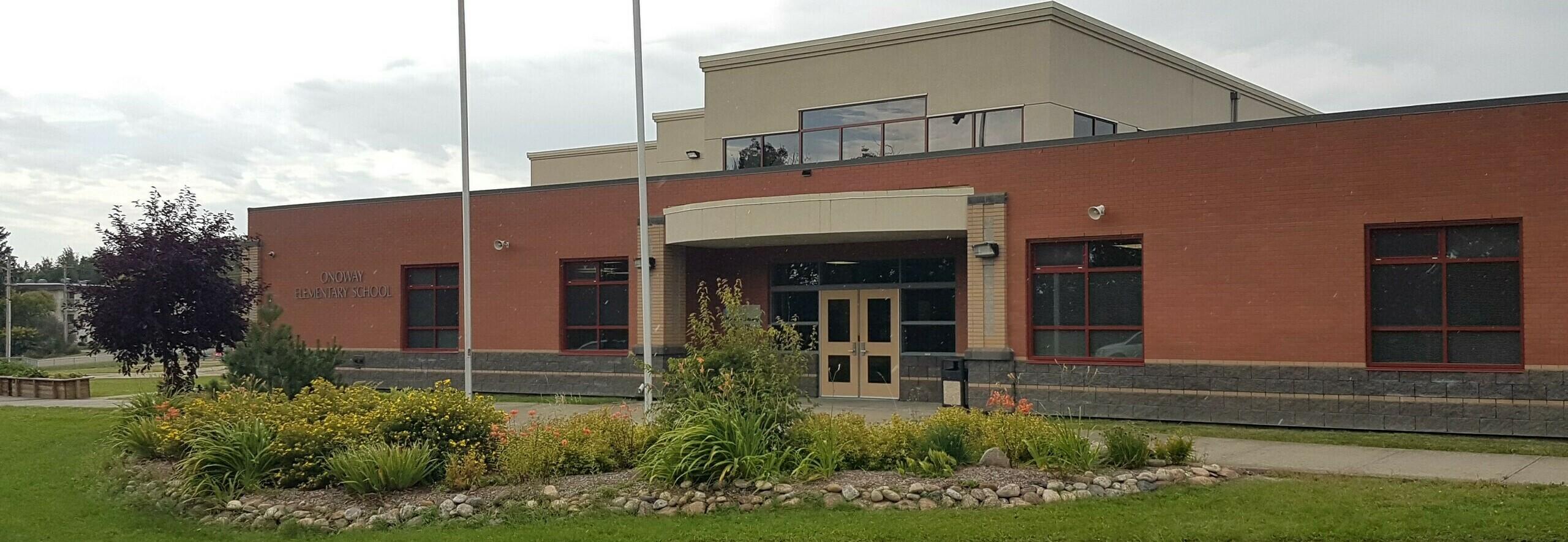 Onoway Elementary School Banner Photo