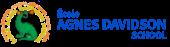 École Agnes Davidson Logo
