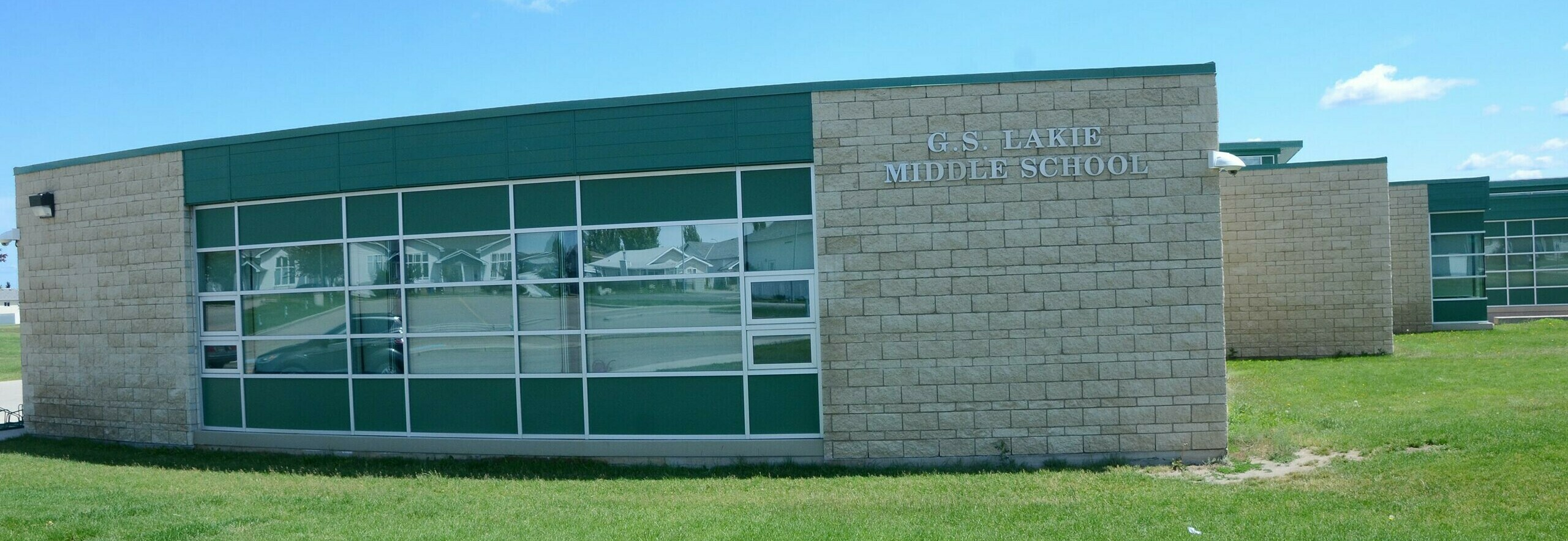 G.S. Lakie Middle School Banner Photo