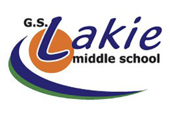 G.S. Lakie Middle School Logo