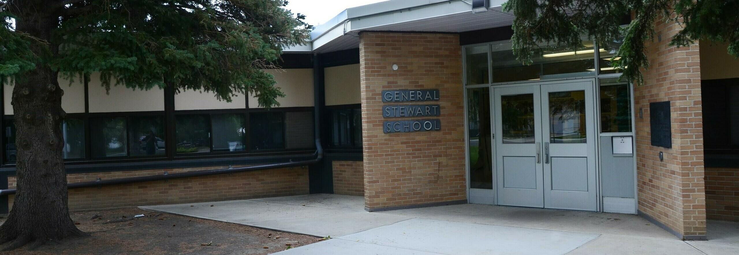 General Stewart Elementary School Banner Photo