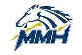 Mike Mountain Horse Elementary School Logo