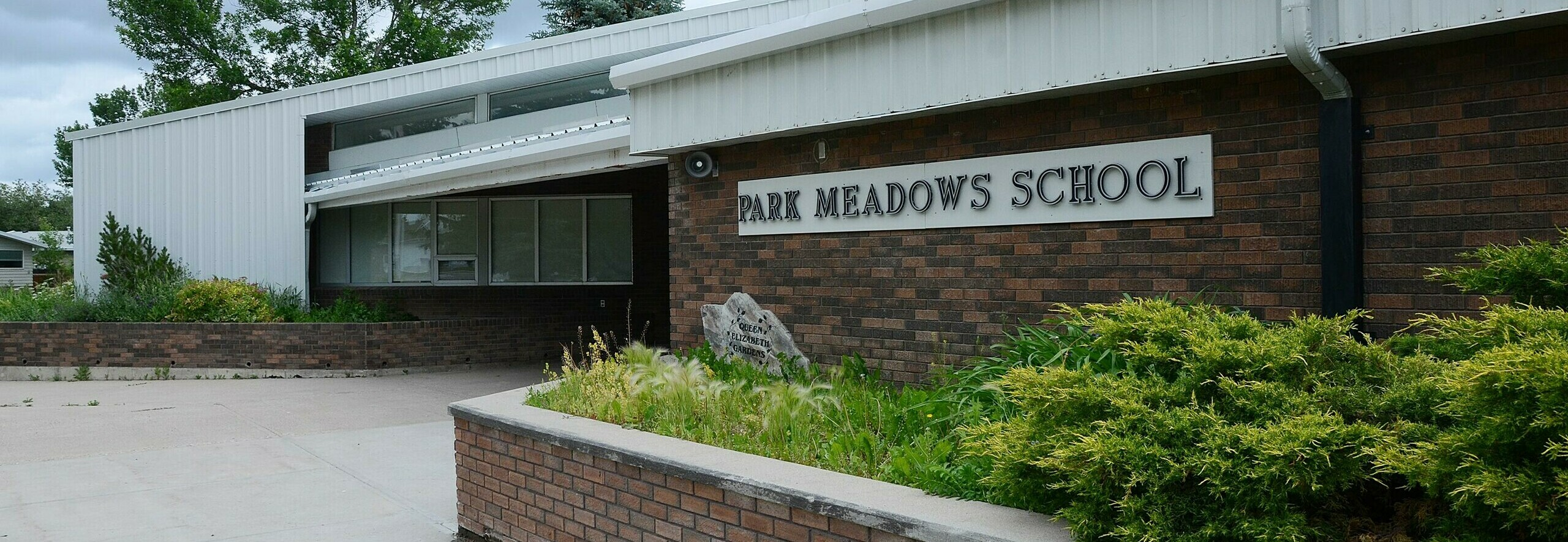 Park Meadows Elementary School Banner Photo
