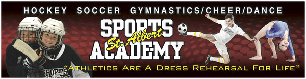 GREATER ST. ALBERT SPORTS ACADEMY