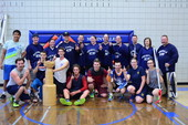 Annual Gr 12 vs RCMP HOWLS Cup