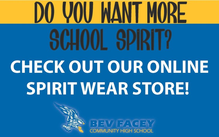 Click to visit the Bev Facey Spirit Wear Store!