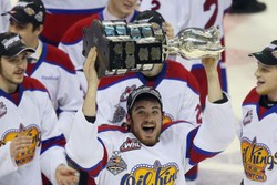 CONGRATULATIONS TO THE EDMONTON OIL KINGS, WINNERS OF THE MEMORIAL CUP 2014
