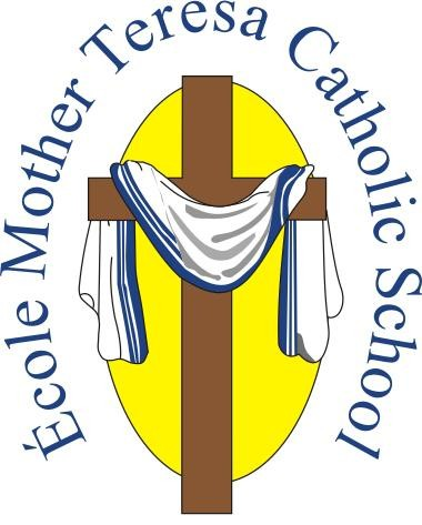 École Mother Teresa School Logo