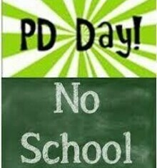 Image result for school closed pd day
