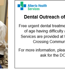 Dental Outreach of Red Deer