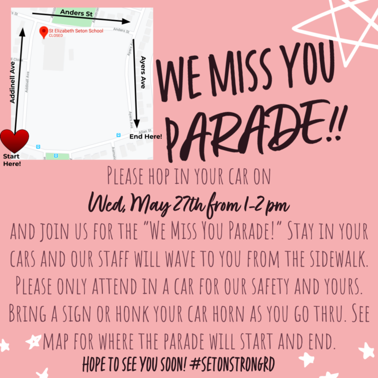 We Miss You Parade