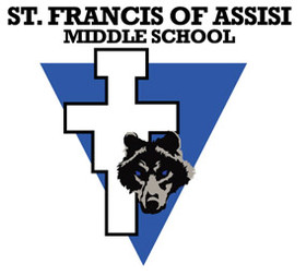 St. Francis of Assisi Middle School logo