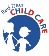 Red Deer Child Care logo