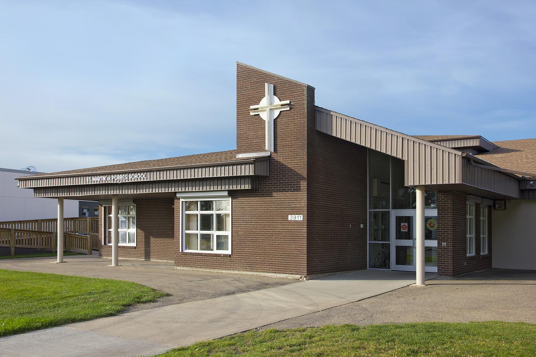 Home | St. Martin de Porres School