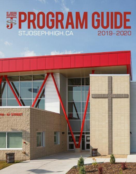 2019-2020 Course Guide   St  Joseph High School