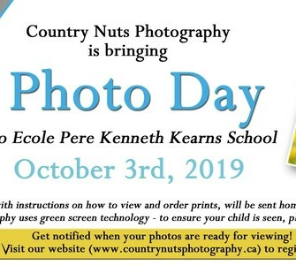 Photo Day is Coming October 3rd.