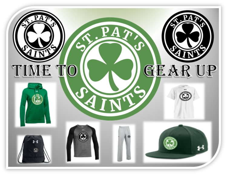 Click Image to Order Saints Clothing