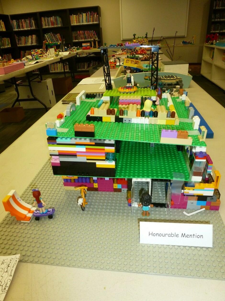 Lego Contest | Trinity Christian School