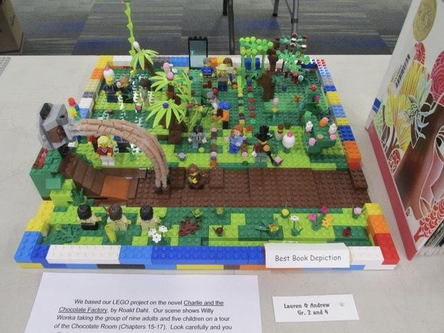 Lego Contest | Trinity Christian School