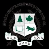 Spruce Grove Composite High School logo