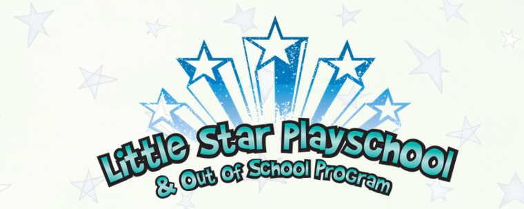 Little Star Playschool logo