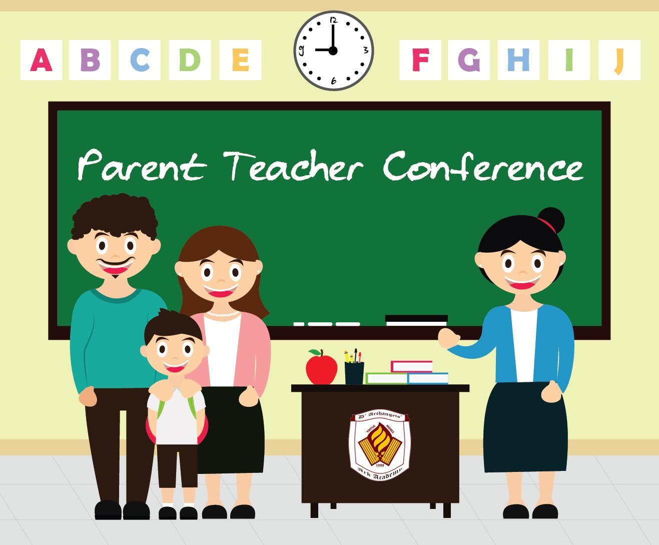 parent teacher interviews sunnyside school rh sunnysideschool ca parent teacher conference clipart images And Clip Teacher Black Conference Art White Parent