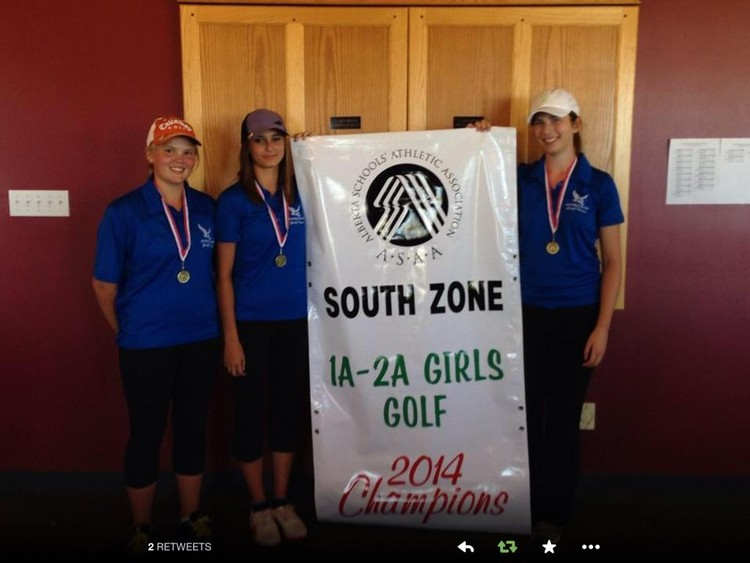 Here they are... our South Zones champs!