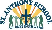 St. Anthony School logo
