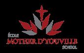 École Mother d'Youville School logo