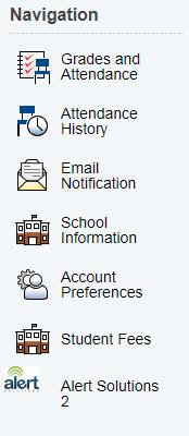 Parent Portal- for Marks, Payments, Attendance information | École