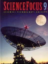 Science 9 Textbook | Iron Ridge Junior Campus